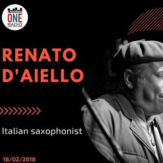 Renato D'Aiello onair this Sunday  - Go on with music from with a lot of music by Ernesto Nandini and Claudio Salvi!