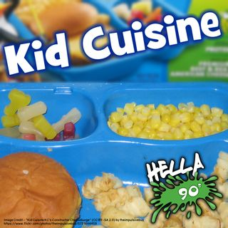 Kid Cuisine: Molten Frozen Brownies