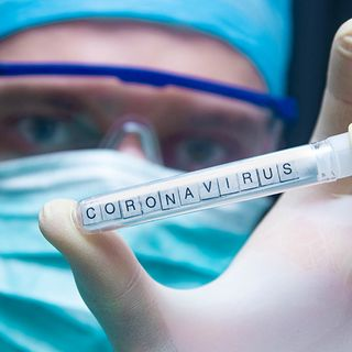 "Big Pharma executive says coronavirus vaccines ""will take over a year"" to develop"