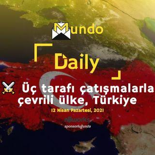 ⚔️ Üç tarafı çatışmalarla çevrili ülke, Türkiye