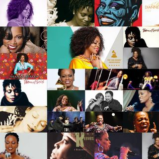 "Sing Along with Jazz Songstress ""Dianne Reeves"""