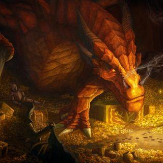 Lo Hobbit 12. Notizie dall'interno