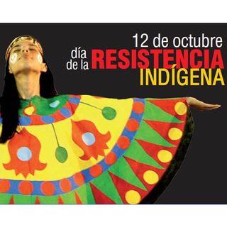 12 de Octubre, Día de la Resistencia Indígena. Cadenazo de Radios libres