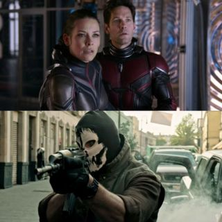 Ant-Man and the Wasp and Sicario 2 Reviewed