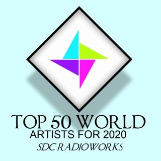 SDC RadioWorks Top 50 World Artists for 2020 - (11-20) - Show 2
