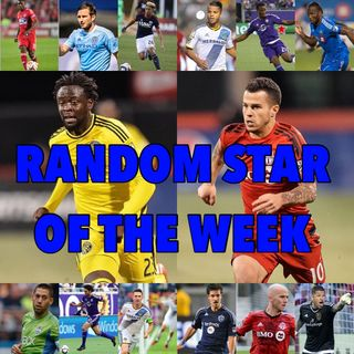 MLS Random Star Of The Week 11-24-15