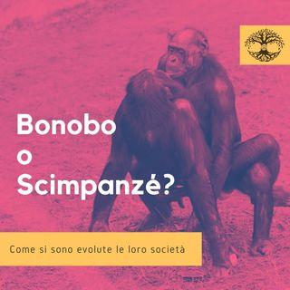 Bonobo o Scimpanzé?: Impronta Animale
