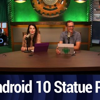 Dave Burke Reveals Plans for Android 10 Statue | TWiT Bits