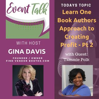 Learn One Book Authors Approach to creating profit - Pt 2