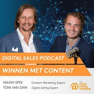 #2 Winnen met Content - Maxim Spek