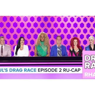 RuPaul's Drag Race Season 9   Episode 2 Ru-Cap