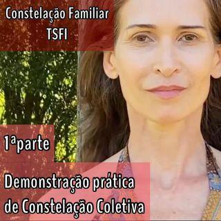 Podcast: Constelação Familiar TSFI e a Teia da Vida  - 1ª parte