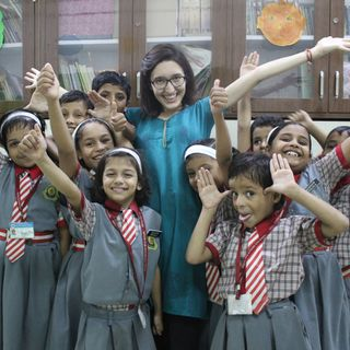 VolontariAmo | In India con Sarah Restagno