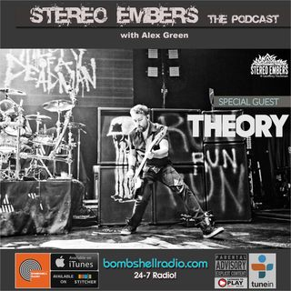 Stereo Embers The Podcast : Dean Back (Theory)