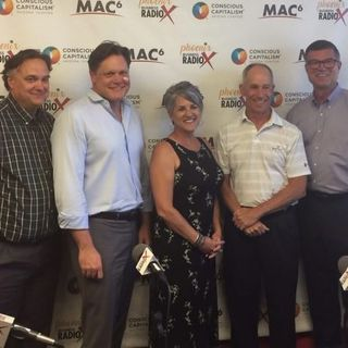 Arizona Technology Council with Steve Zylstra Bob Witwer David Lee and Eric Miller