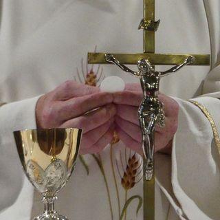 60 - La Santa Eucarestia: L'Assistenza alla Santa Messa