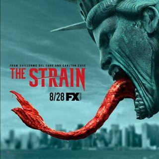 Puntata 29: The Strain (romanzi e serie TV)