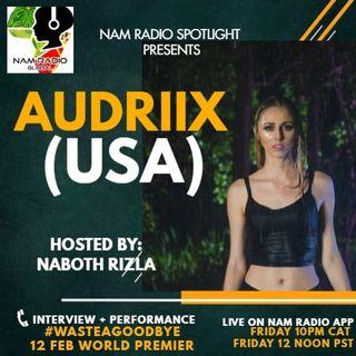 Nam Radio Spotlight Ep14 (Audriix Interview + song premier)