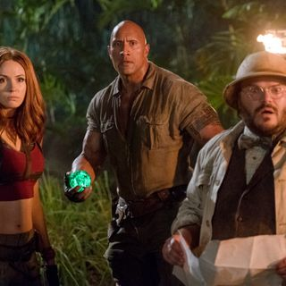Jumanji: Welcome to the Jungle & The Greatest Showman