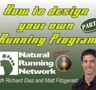How to Design a Running Program Part II