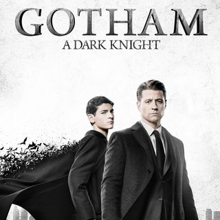 David Mazouz From Gotham Season Four