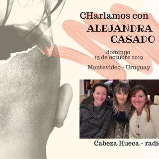 Cabeza Hueca - Charla con Alejandra Casado