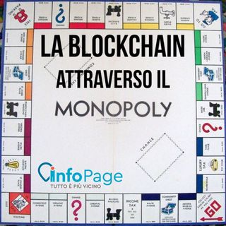 Episodio 21: Blockchain spiegata attraverso il Monopoli