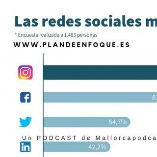 Uso de las redes sociales en 2018