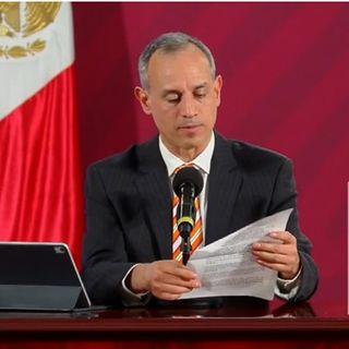 Pide López-Gatell prepararnos para epidemia larga