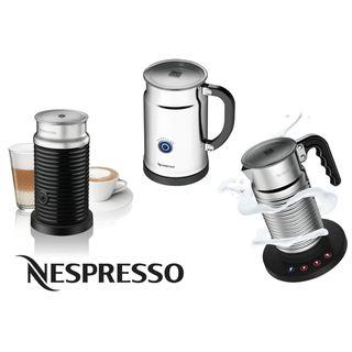 About Nespresso Milk Frothers: Aeroccino 3 / 4 / Aeroccino Plus