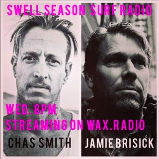 Authors Jamie Brisick & Chas Smith