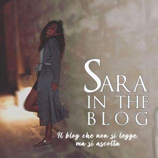 Sara in the blog