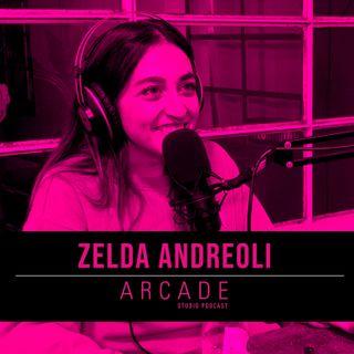 EP 24 - ZELDA ANDREOLI // Wu Tang, Roboetica, Produzione e il Blu di Klein