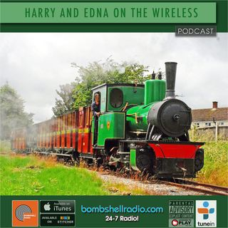 Harry & Edna ~ Leighton Buzzard steam railway