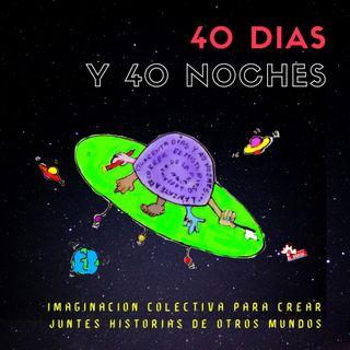 Rojas de Placer - 40 dias y 40 noches Episodio 3