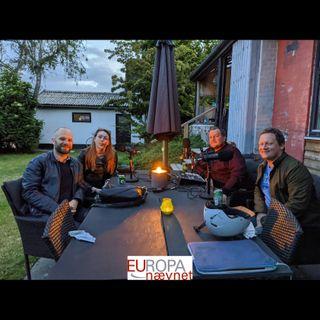 Udestuen goes EU: Sparebande og BLM-demo