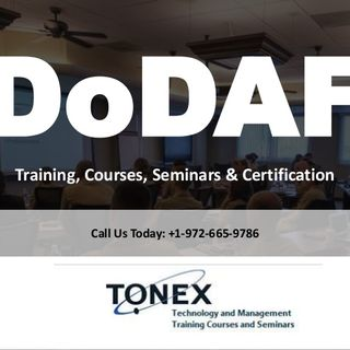 DoDAF training, courses, seminars and certifications