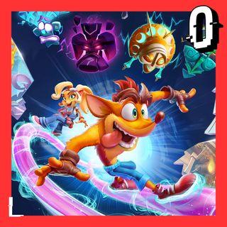 Crash Bandicoot 4: Un nuevo juego clásico