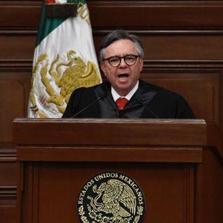 Autorizan senadores renuncia de Medina Mora