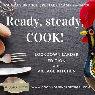 Good Morning Portugal Sunday Brunch with Village Kitchen