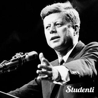 Biografie - John Fitzgerald Kennedy