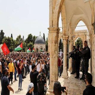 Se manifiestan en varios países del mundo en apoyo a Palestina