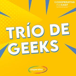 Trío de Geeks