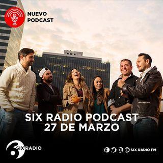 Preguntas sin filtro hoy en Six Radio