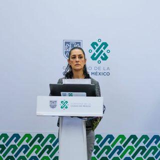Presenta gobierno capitalino portal de transparencia de covid-19