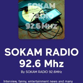 SOKAM RADIO 92.6 MHz
