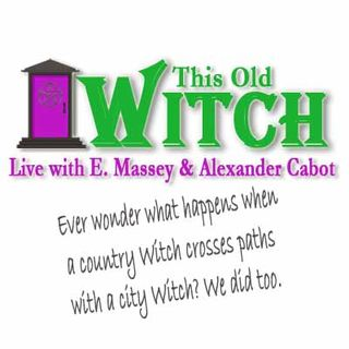 This Old Witch Episode 21: Tiktoc goes The Witch of Sleepy Hollow w/ Special Guest Krystal Madison
