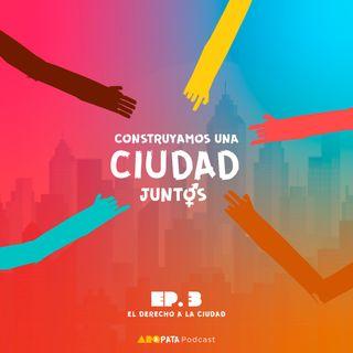 T1E3: Recorriendo el derecho a la ciudad con Twiggy y Javier Ruíz