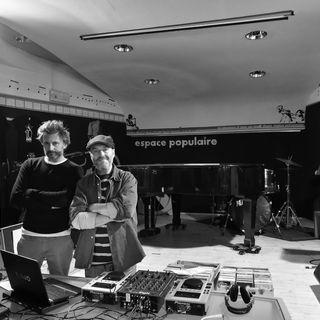 07.01.2017: Giorgio Vigna e Bob Sinisi set (The Dubbi Brothers)
