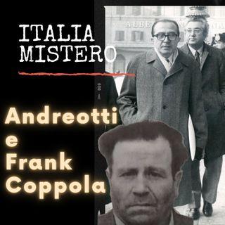 Andreotti e Frank Coppola